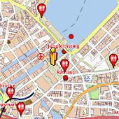 Hamburg Amenities Map (free)