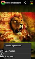Screenshot of Rasta HD Wallpapers