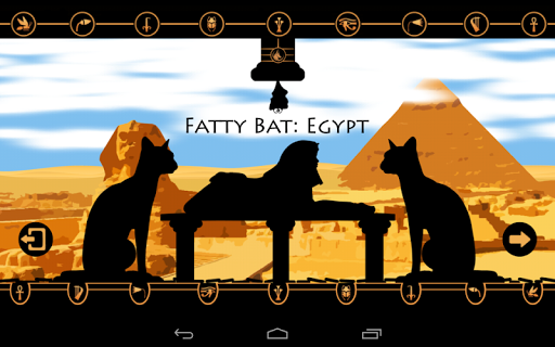 Fatty Bat: Flappy Runner 2