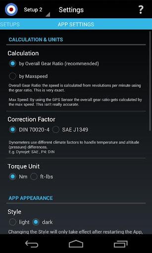 【免費交通運輸App】SIP HorsePower Dyno-MicroDyno-APP點子
