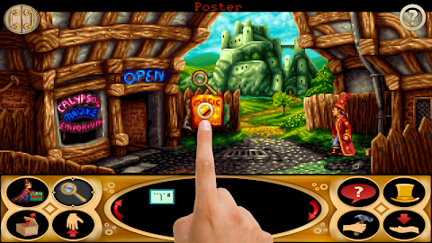 Simon the Sorcerer 2 Screenshot 1