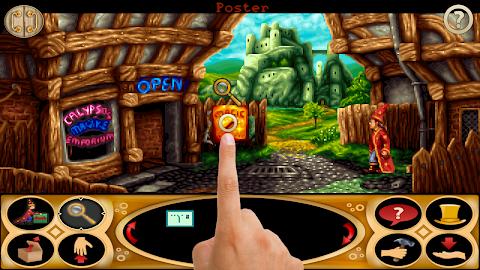 Simon the Sorcerer 2 Screenshot 1