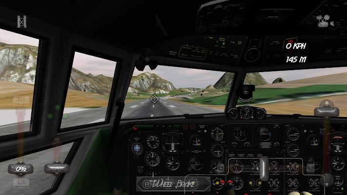 Flight Theory Flight Simulator - screenshot