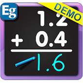 Blackboard Math: Decimals Demo