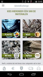 Duurzaamheids App - screenshot thumbnail