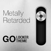 Go Locker Metal Theme Template