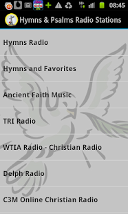 Hymns Psalms Radio Stations