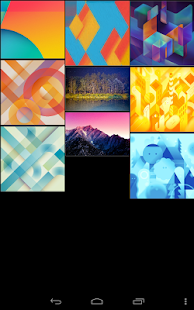 Android KitKat Wallpapers - screenshot thumbnail