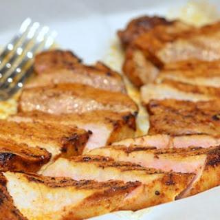 ~smokey Chipotle Pork Chops~.