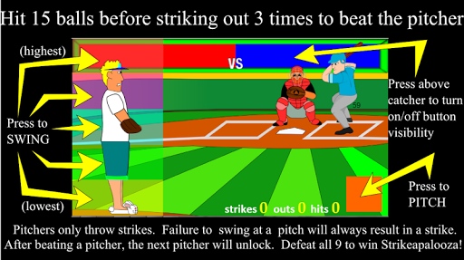 Strikeapalooza Baseball