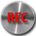 Voice recorder widget logo
