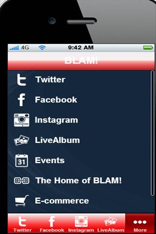 The BLAM Promotional Company