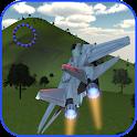 3D Flight Simulator - Rings icon