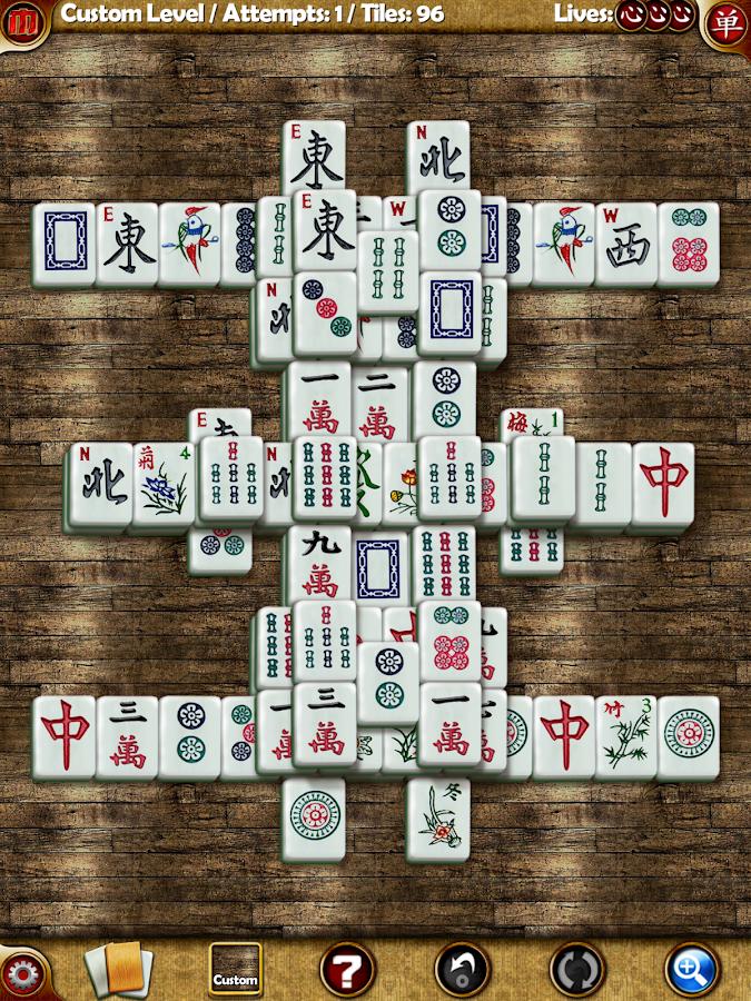 Random Mahjong Pro - screenshot