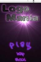 Screenshot of Logo Mania Quiz
