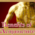 Benefits of Acupuncture logo