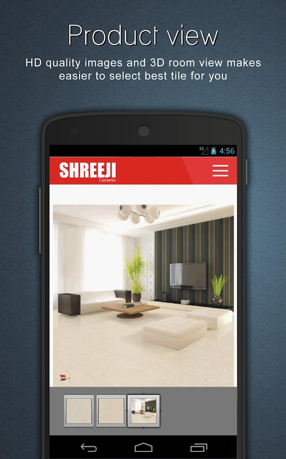 Shreeji Ceramic - Tile Store- screenshot