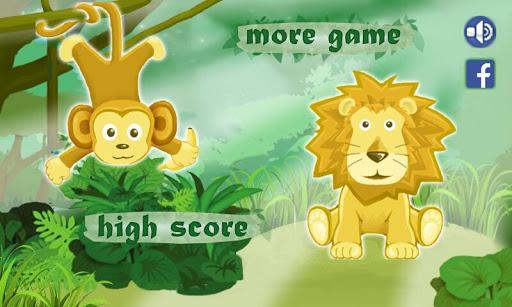 Jungle Monkey Lion