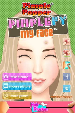 Pimplefy My Face