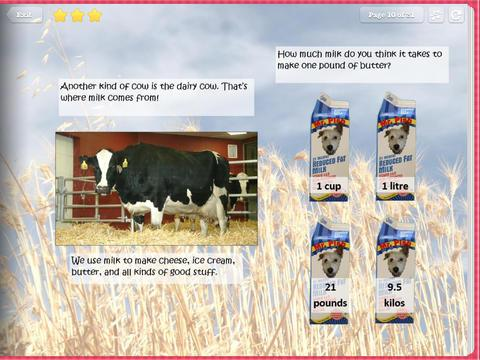 【免費書籍App】Mr Pish Goes To The Farm- Book-APP點子