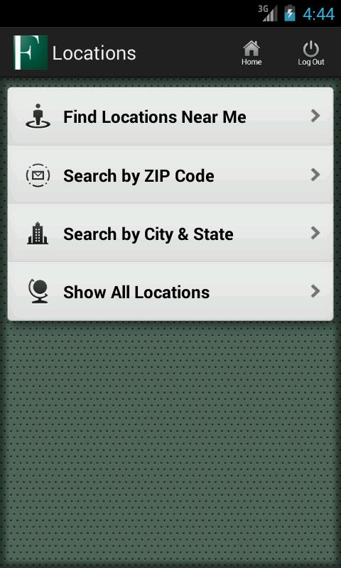 Founders Mobile Bank - screenshot