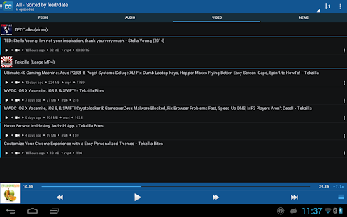 DoggCatcher Podcast Player Screenshot 30