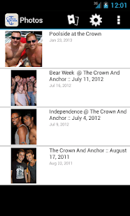The Crown & Anchor- screenshot thumbnail