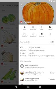Google Drive - screenshot thumbnail
