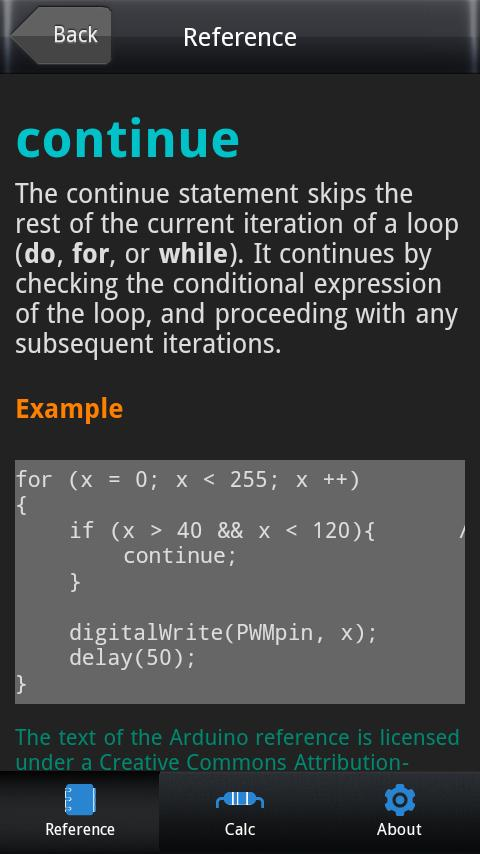 Arduino Companion- screenshot