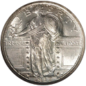Standing Liberty Quarters icon