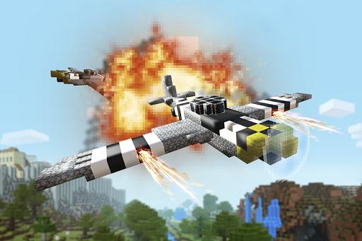공중 군사 임무 - 무료비행 시뮬레이터격투 게임