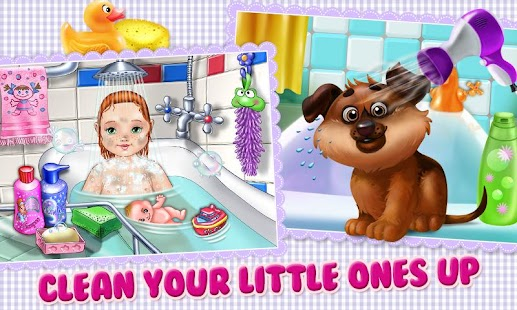 Baby & Puppy - Care & Dress Up- screenshot thumbnail