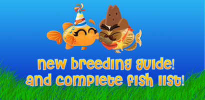 Breeding fish with attitude android app on appbrain for Fish with attitude breeding guide