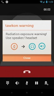 tawkon | track phone radiation- screenshot thumbnail