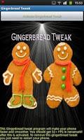 Screenshot of Gingerbread Tweak