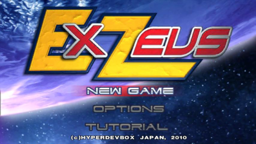 ExZeus Arcade - screenshot