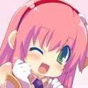 """Roid-chan"" clock -MOE-Droid- icon"