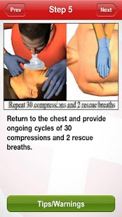 GotoAID First Aid Lite - screenshot thumbnail