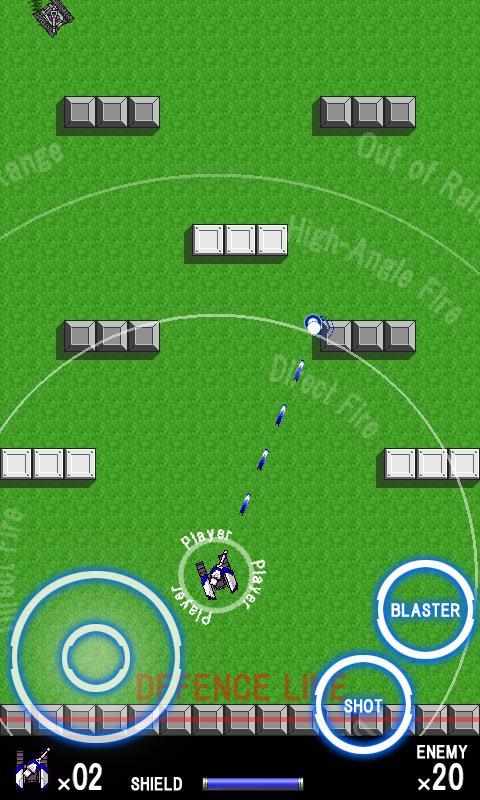 Battle Tank SWORD (Free)- screenshot