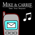 Mike And Carrie Text Request icon
