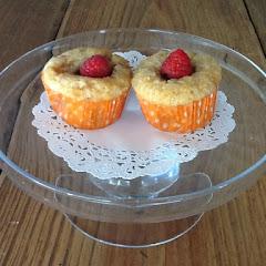 The Hot South (Cornbread Cupcakes)