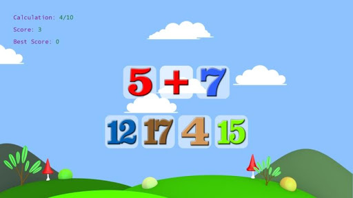 無料教育Appの子供のための数学|記事Game