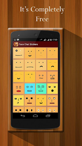【免費社交App】Face Chat Stickers-APP點子