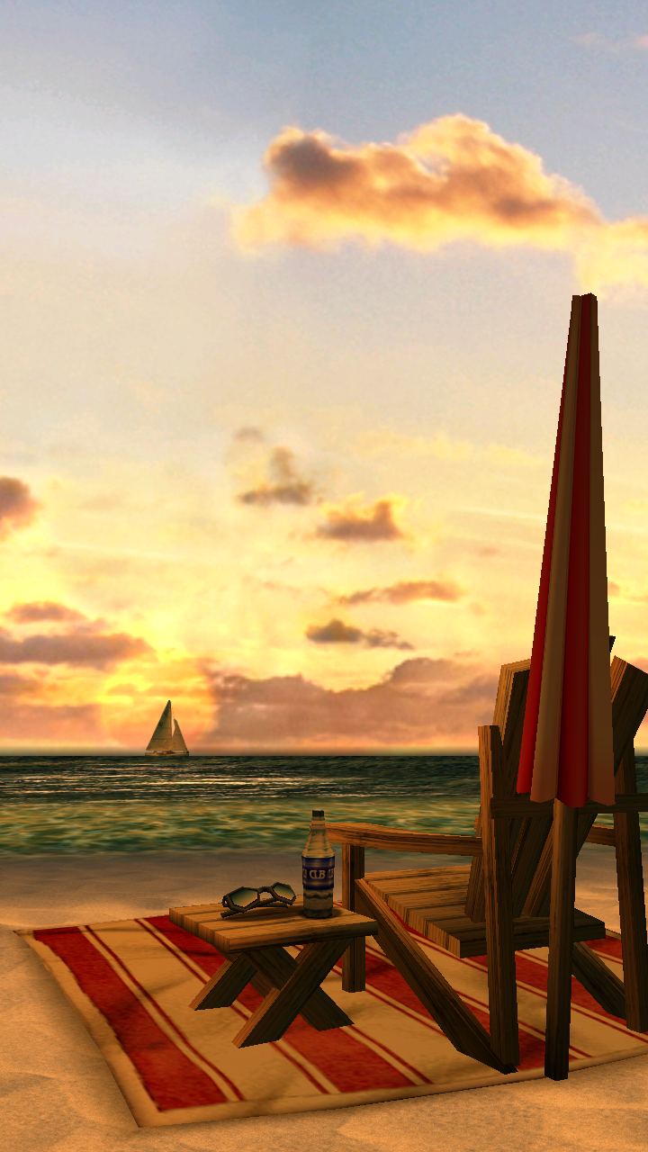 My Beach HD screenshot #4