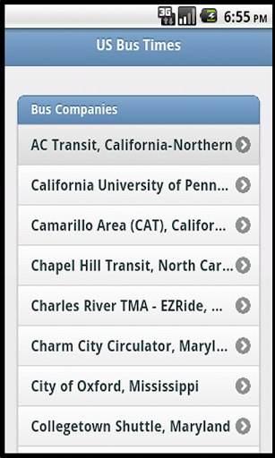 US Bus