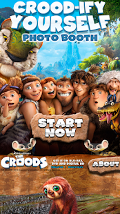 The Croods: Crood-ify Yourself - screenshot thumbnail