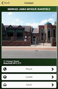 Markazi Jamia Mosque Wakefield screenshot 5