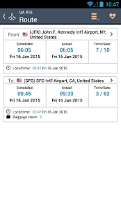 Airline Flight Status Tracker- screenshot thumbnail