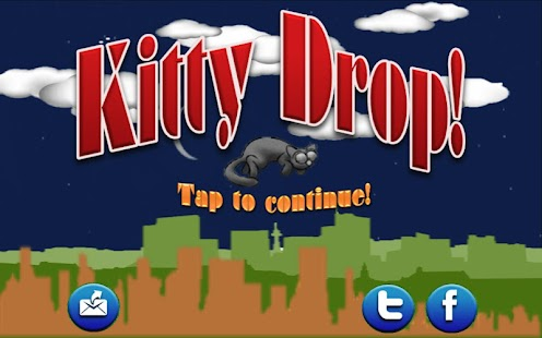 Kitty Drop v1.2- screenshot thumbnail