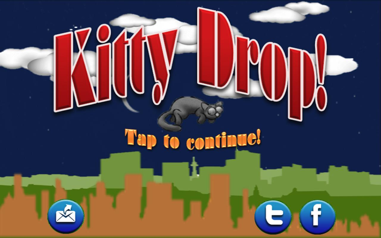 Kitty Drop v1.2- screenshot